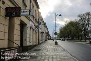 Poland Day Nine Czestochowa evening walk -3