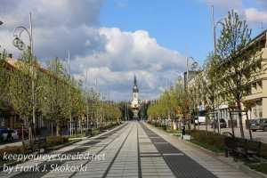Poland Day Nine Czestochowa walk to train station -40
