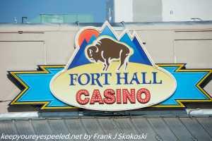 Fort Hall Casino Idaho