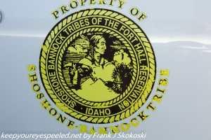 Shoshone Bannock tribes insignia