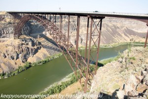 Bridge over Snake River