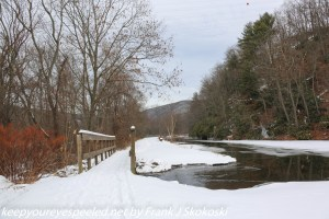 bridge on lehigh canal