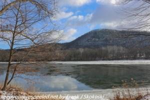 ice one Susquehanna River