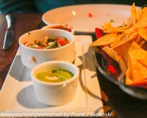 crab and cactus salsa