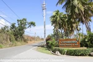 Entrance to Copamarina Resort