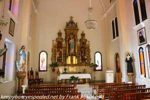 shrine and chapel House of Health Servants of Mary