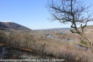 View of Lehigh River