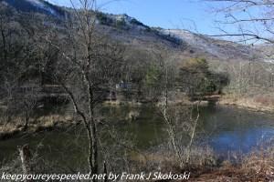 ponds near Blue Mountian