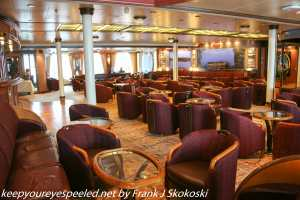 lounge in ship