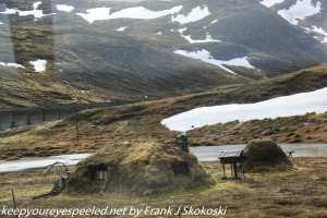 traditional sami house