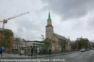Cathedral in Tromso