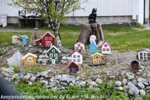 houses in yard