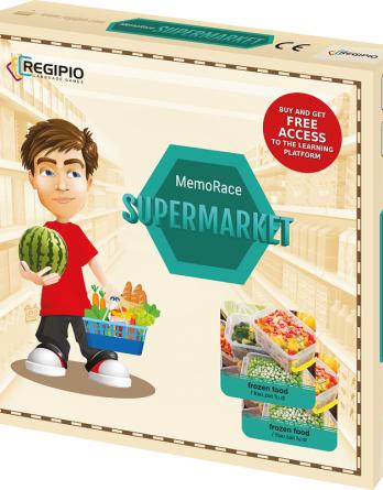HAN00097 memorace supermarket