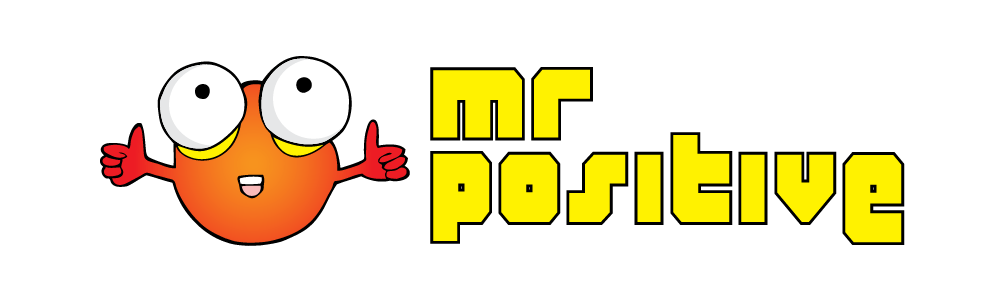 Mr Positive Logo