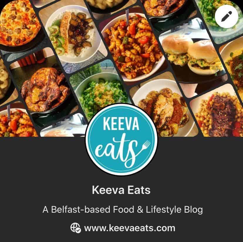Keeva Eats Belfast Food Blog Pinterest