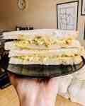 Molly Baz's Egg Salad Sandwich Keeva Eats