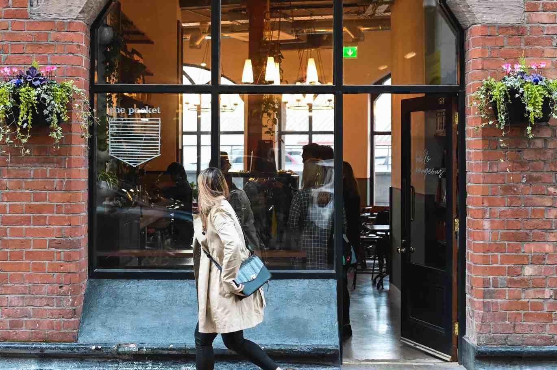 Keeva Eats Belfast Food Blog The Pocket Coffee Shop