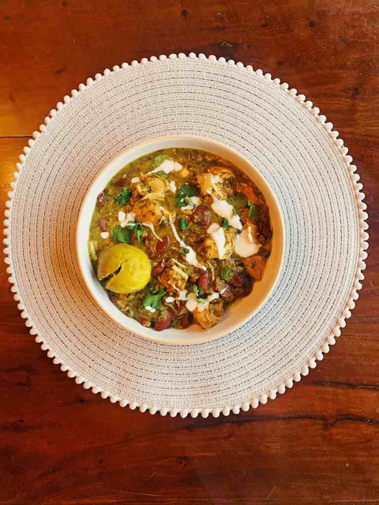 Keeva Eats Belfast Food Blog khoresh e ghormeh sabzi