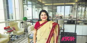 Lifestyle Ecommerce Startup Nykaa Eyeing for a Whopping $4 Bn Valuation In IPO(1)