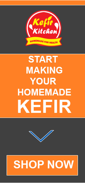 Buy fresh kefir grains