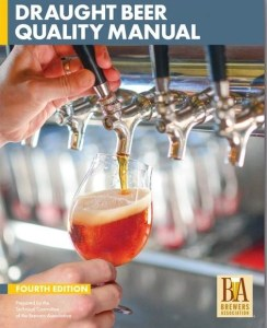 Brewers Association Draught Beer Quality Manual