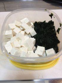 5 minute miso soup prep