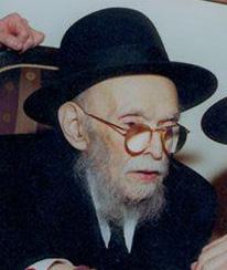 Rabbi Avraham Yaakov HaKohen Pam