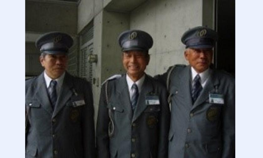 中京競馬場(JRA日本中央競馬会)警備