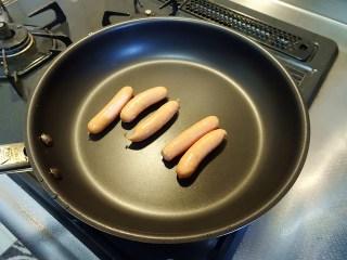 ウィンナーをおいしく調理する裏技