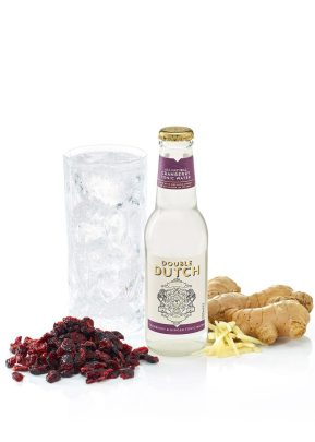 Double Dutch Cranberry & Ginger | 200ml | Keico Drinks