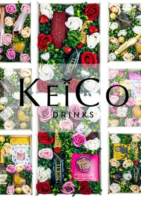 Floral Gift Sets | KeiCo Drinks