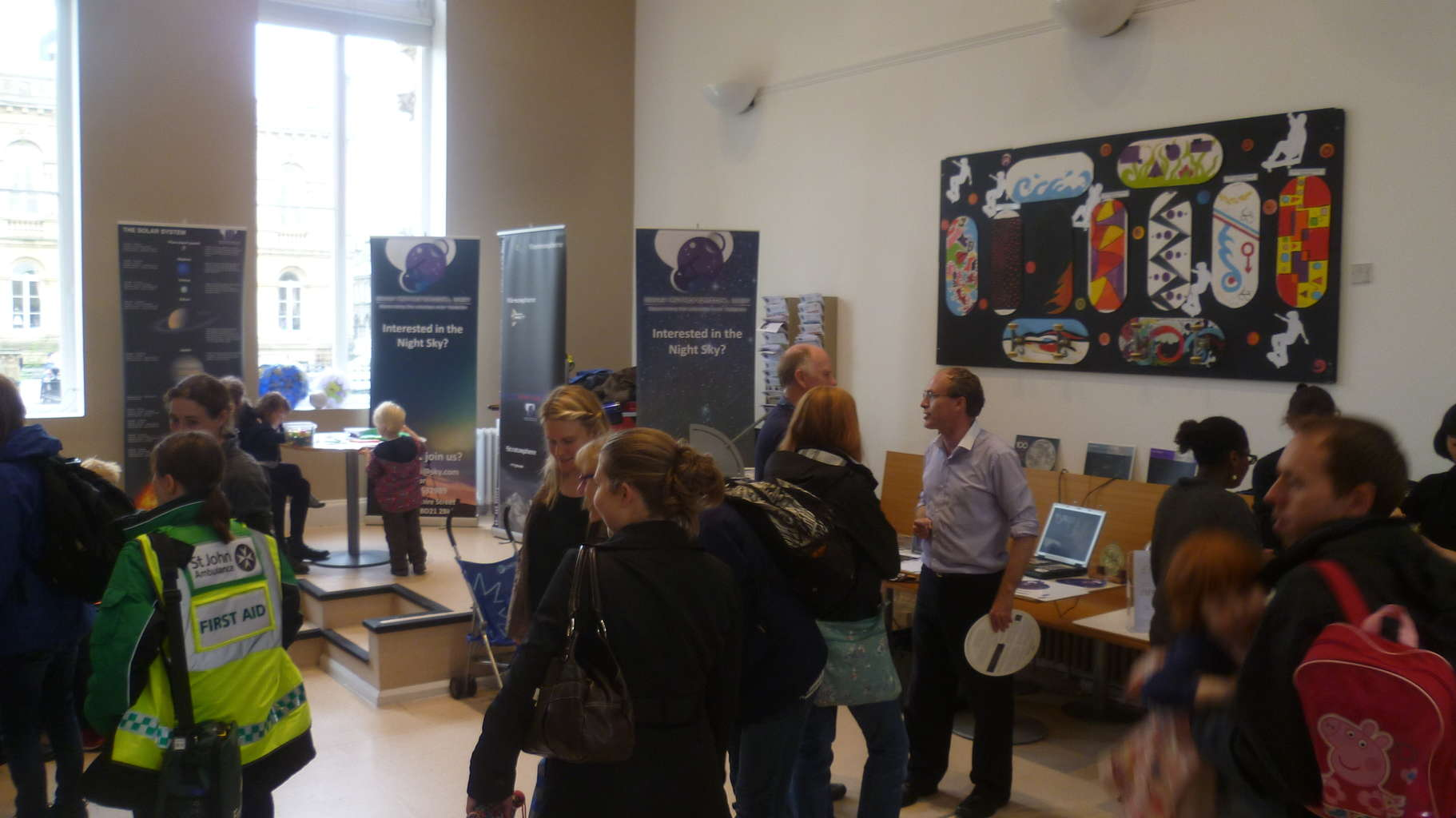 Saltaire Science Festival