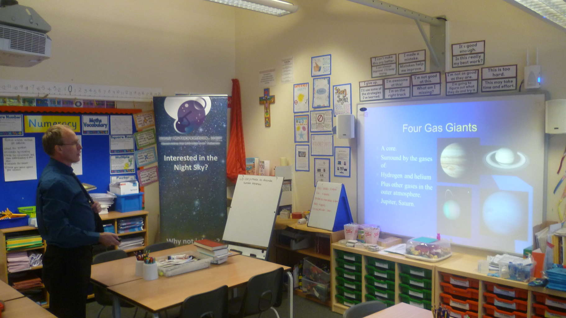 How Big Is Big At St Thomas C Of E Primary School