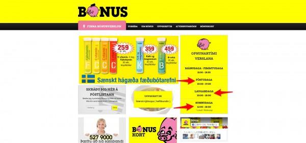 www.bonus.is-