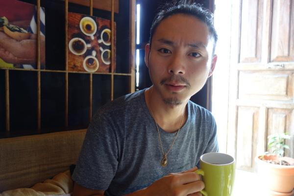 アンティグア*カフェ巡り。えぇ、まぁ。たまにはこんなこともします。