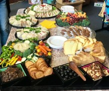 Island Books Launch Party Snacks