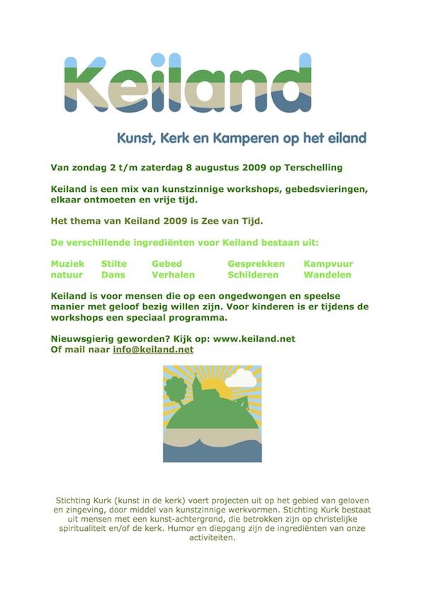 Keiland poster 2009