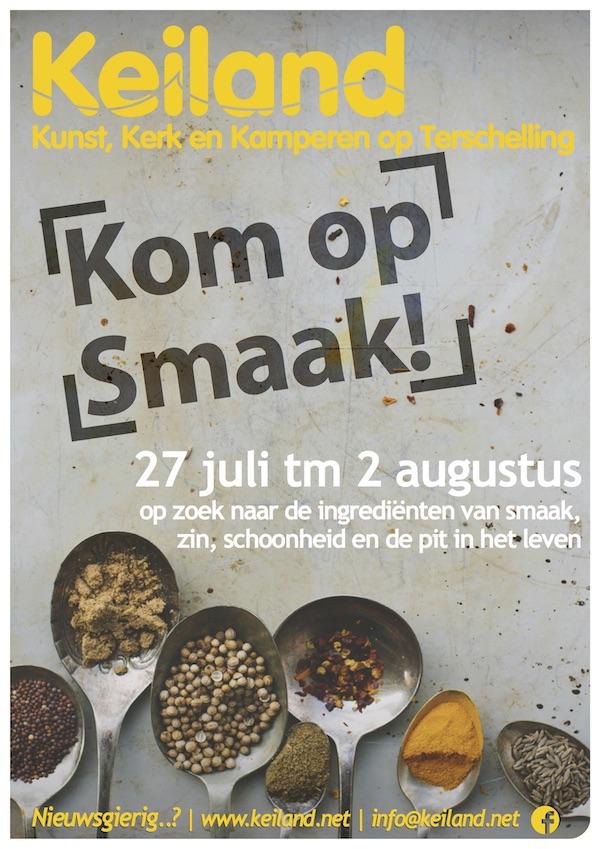Keiland poster 2014
