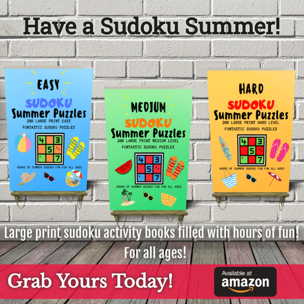 Sudoku Book Puzzles Release