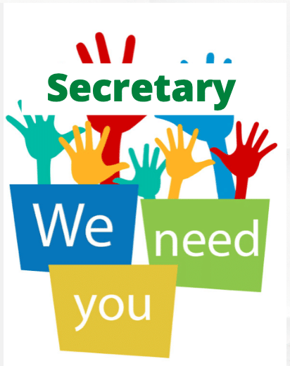 AGM – Nominations Open for Secretary
