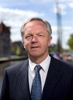 VVD-Politiker mit Weitsicht: Bürgermeister Henk Jan Meijer
