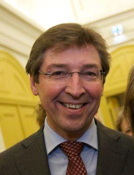 Hat zu lachen: Bürgermeister Wolfsen, CC-BY-SA-2.0 - Urheber: Sebastiaan ter Burg