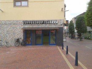 Coffeeshop Tsjakka - Quelle: Facebook
