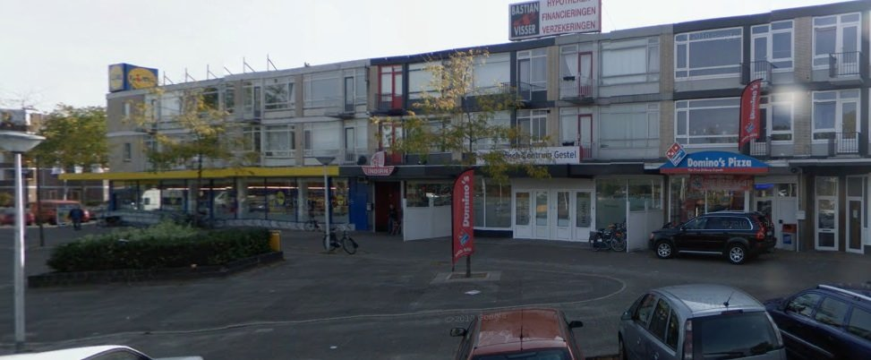 Bald nicht mehr da - Coffeeshop Indian Dylan, Foto: Google StreetView