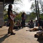Selassikai sorgt für musikalische Unterstützung