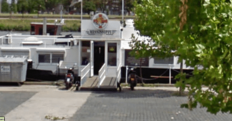 "Der ""Tatort""! (Quelle: Google Streetview)"