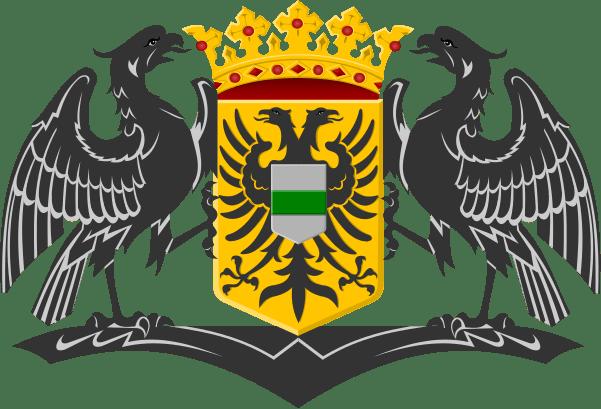 Wappen der Gemeinde Groningen in Friesland