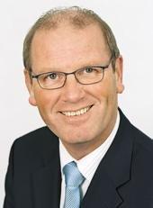 Bürgermeister Wim Groeneweg