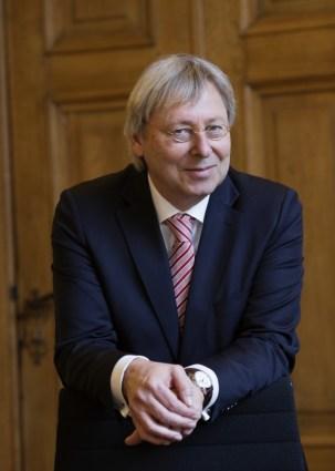 Bürgermeister Den Oudsten