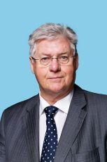 Ehemaliger Bürgermeister Vreeman